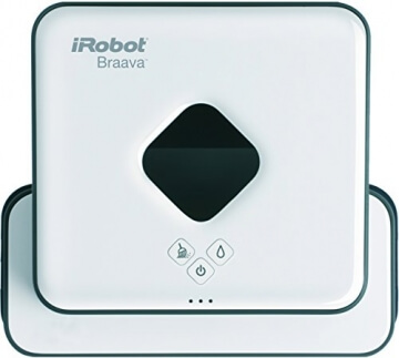 irobot braava 390t im wischroboterreview. Black Bedroom Furniture Sets. Home Design Ideas