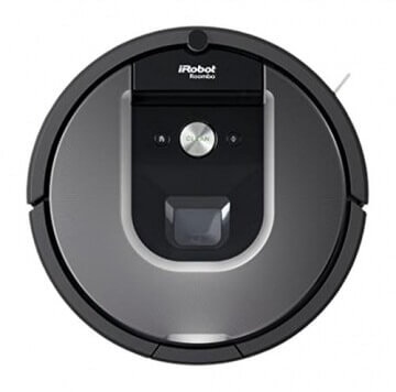 irobot roomba 960 saugroboter hartboden teppich wlan f hig. Black Bedroom Furniture Sets. Home Design Ideas