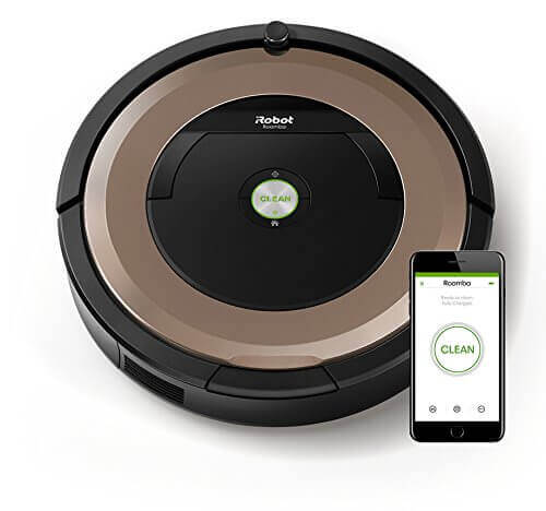 irobot roomba 895 saugroboter im test saugroboter tests. Black Bedroom Furniture Sets. Home Design Ideas